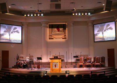 Iglesia Centro de Vida